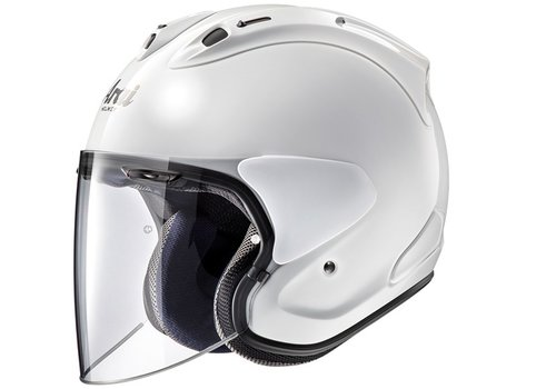 Arai SZ-R VAS Frost Helmet White