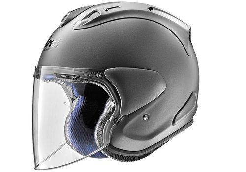 Arai SZ-R VAS Frost Helmet Gun Metallic