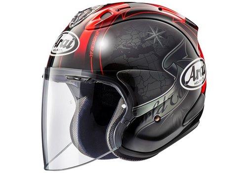 Arai SZ-R VAS Harada Tour Helmet Black