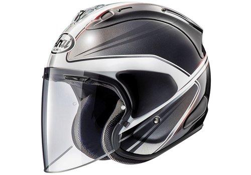Arai SZ-R VAS Wedge Helmet White