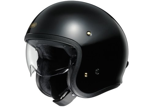 Shoei J.O Helmet Black