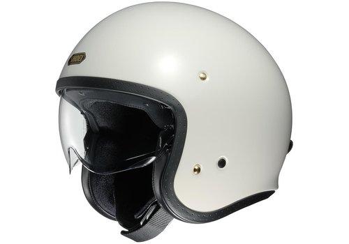 Shoei J.O Off White Helm
