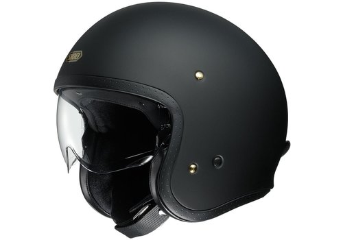 Shoei J.O Helmet Matt Black