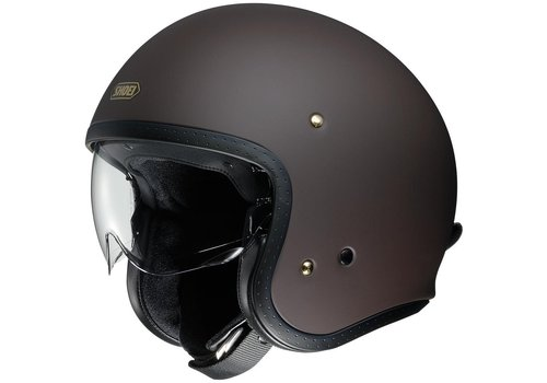Shoei J.O Helmet Matt Brown