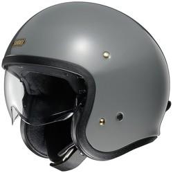 Shoei Buy Shoei J.O Rat Grey Helmet? Free Additional Visor!