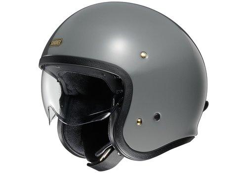 Shoei J.O Rat Grey Helm