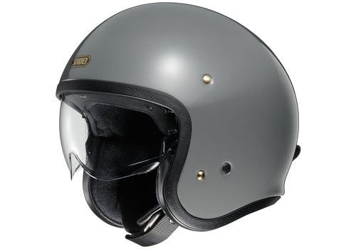 Shoei J.O Rat Grey Helmet