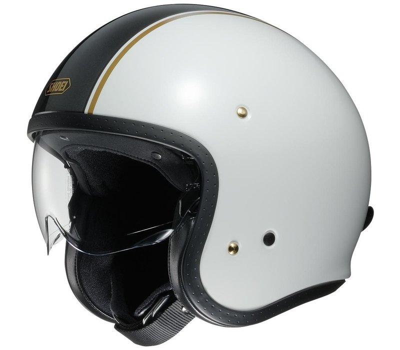 Buy Shoei J.O Carburettor TC-6 Helmet? Free Additional Visor!