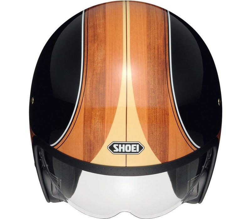 Buy Shoei J.O Waimea TC-10 Helmet? Free Additional Visor!