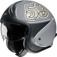 Buy Shoei J.O Gratte Ciel TC-10 Helmet? Free Additional Visor!