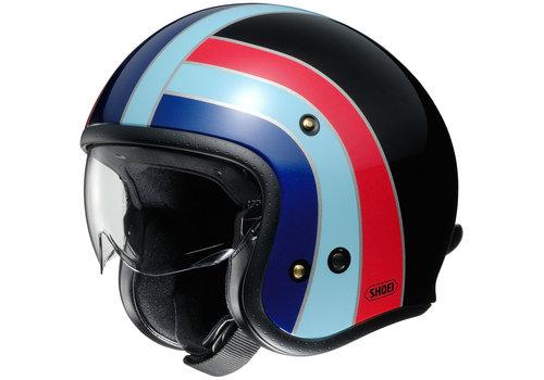 Shoei J.O Nostalgia TC-10 Helm
