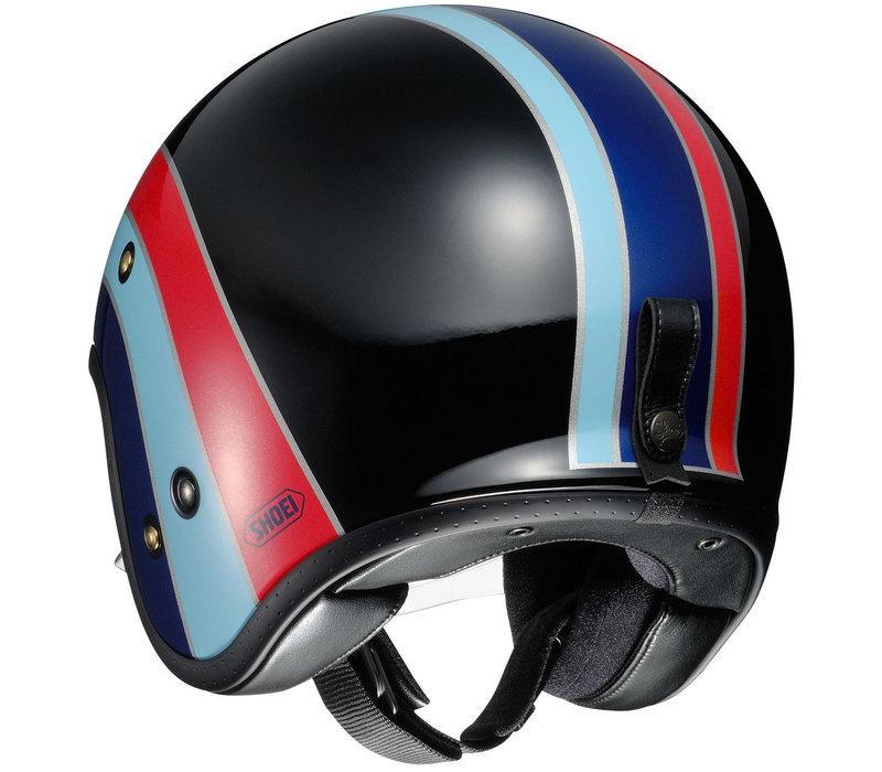 Buy Shoei J.O Nostalgia TC-10 Helmet? Free Additional Visor!