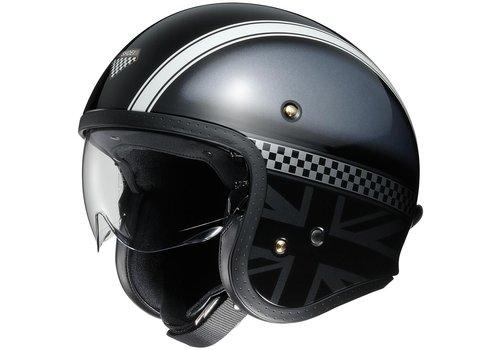 Shoei J.O Hawker TC-5 шлем