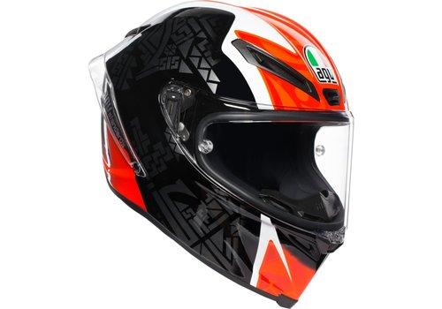 AGV Corsa R Casanova шлем