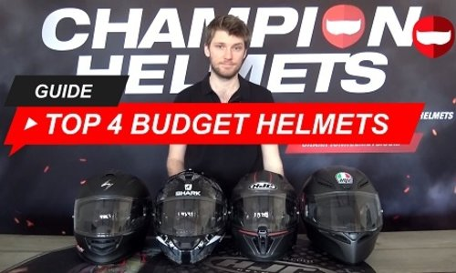 Top 4 Entry Level Helmets
