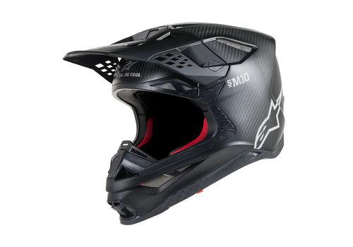 Alpinestars Supertech S-M10 Helm Zwart