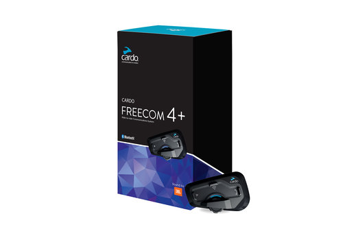 Cardo Cardo Scala Rider Freecom 4 Plus JBL Duo Kommunikationsystem