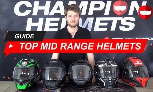 Top 5 Mid-Range Helmets of 2019