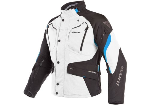 Dainese Dolomiti GTX Jacket Grey Black Blue