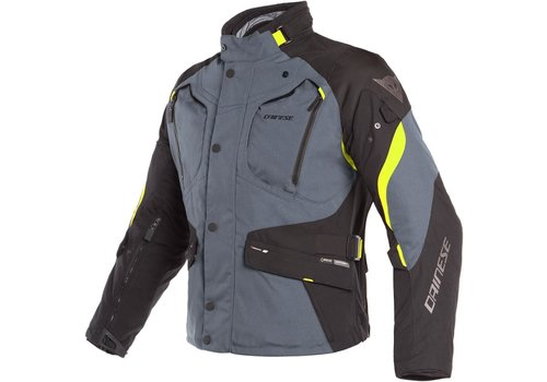 Dainese Dolomiti GTX Jacket Grey Black Yellow