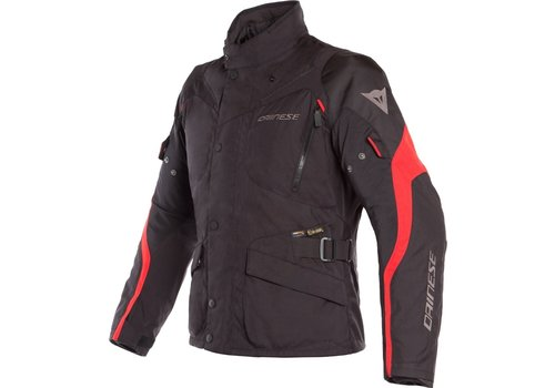 Dainese Tempest 2 D-Dry Jacket Black Red