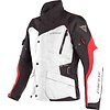 Dainese Dainese Tempest 2 D-Dry Jacket White Black Red+ 50% discount Extra Pants!