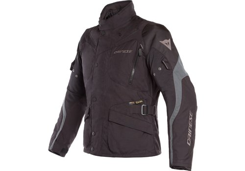 Dainese Tempest 2 D-Dry Jacket Black Grey