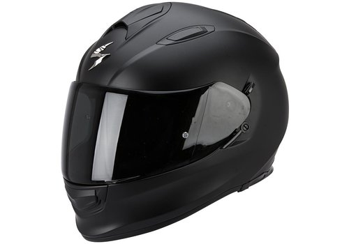 Scorpion Exo 510 Air Solid Casque Mate Noir