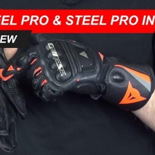 Dainese Steel Pro & Steel Pro In Review