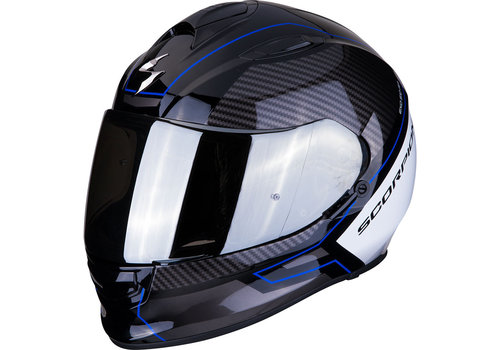 Scorpion Exo 510 Air Frame Helmet Black Blue