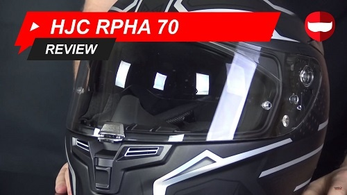 HJC RPHA 70 Review