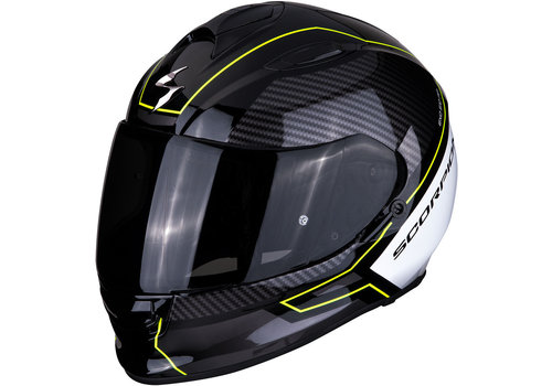 Scorpion Exo 510 Air Frame Helm Zwart Geel