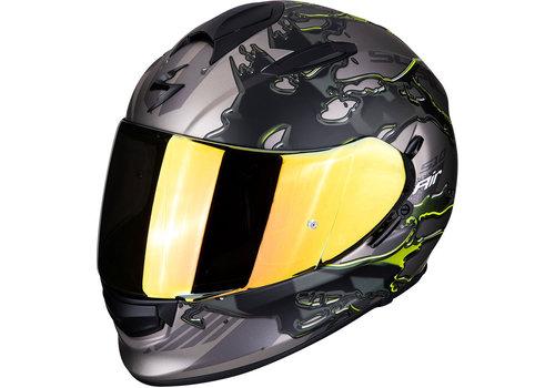 Scorpion Exo 510 Air Likid Helmet Grey Yellow