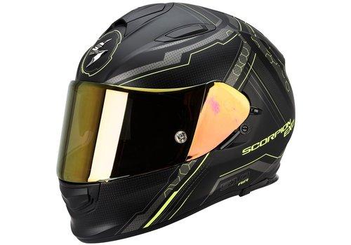 Scorpion Exo 510 Air Sync Helmet Matt Black Fluo