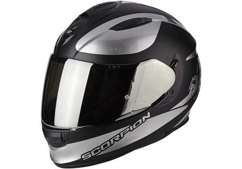Scorpion Exo 510 Air Sublim Helm Matt Zwart Zilver