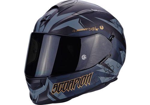 Scorpion Exo 510 Air Cipher Helm Schwarz Matt