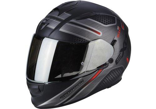 Scorpion Exo 510 Air Route Helmet Black Matt Red
