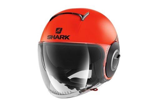 Shark Nano Street Neon OKK Casco