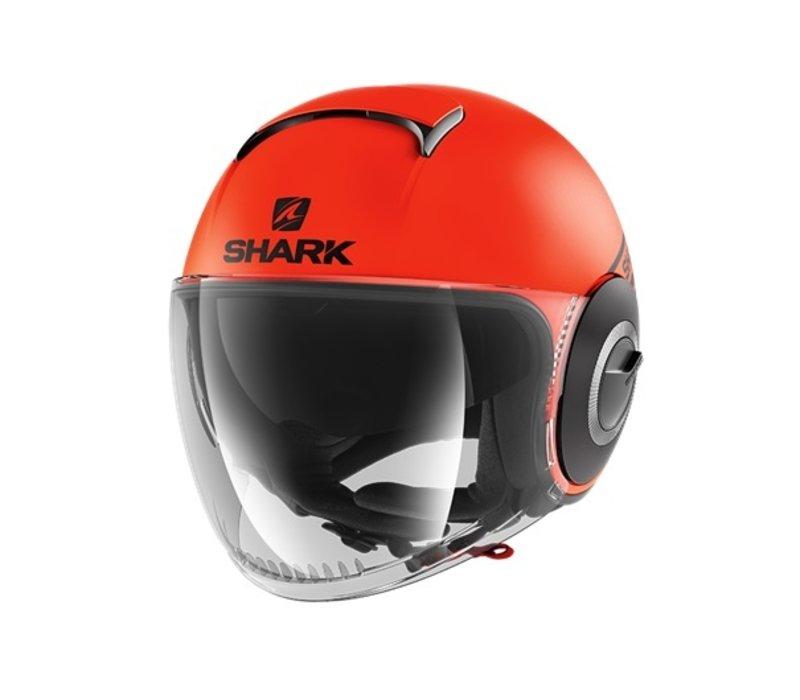 bbf544f3 Buy Shark Nano Street Neon OKK Helmet? Free Additional Visor ...