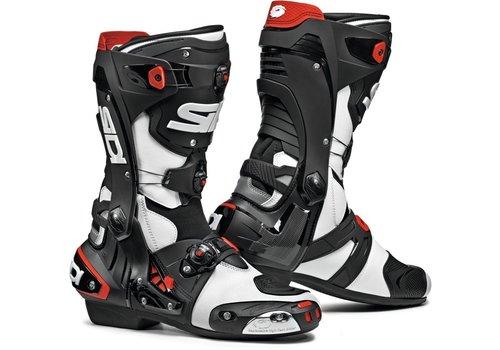 Sidi Rex Boots White Black