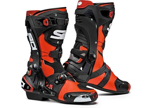 Sidi Rex Boots Red Black