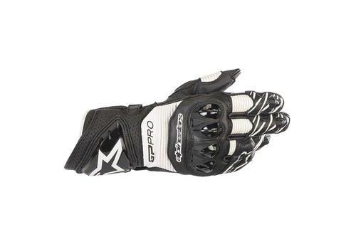Alpinestars GP Pro R3 Handschoenen Zwart Wit