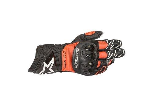 Alpinestars GP Pro R3 Gloves Black Red