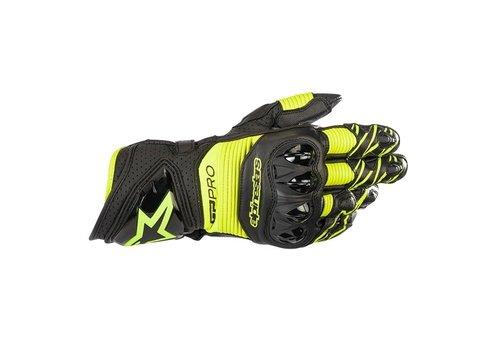 Alpinestars GP Pro R3 Gloves Black Yellow
