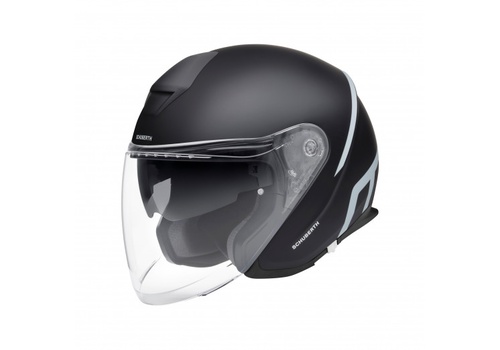 Schuberth M1 Pro Strike Helmet Black Grey