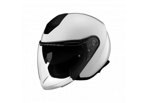 Schuberth M1 Pro Helm White Glossy
