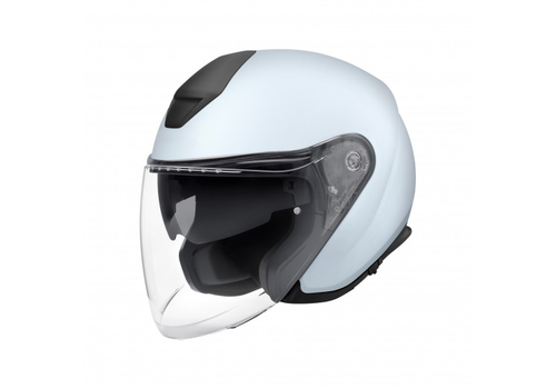 Schuberth M1 Pro Helmet Silver Glossy