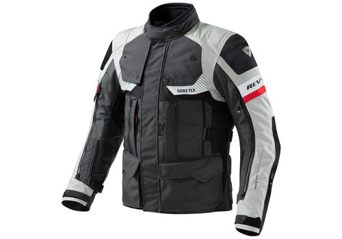 Revit Defender Pro GTX Jacket Anthracite Black