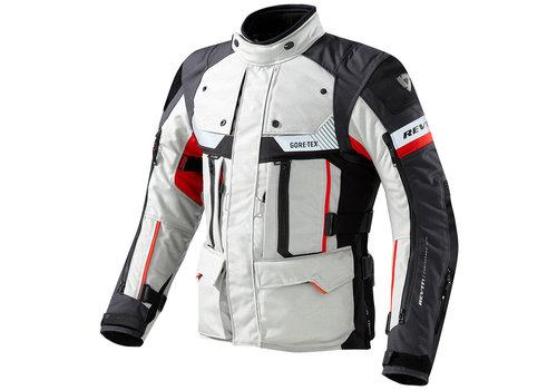 Revit Defender Pro GTX Jacket Grey Red