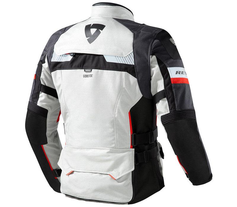 Куртка Revit Defender Pro GTX Серый красный + Бесплатная доставка!